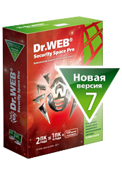 Dr. Web® Security Space PRO